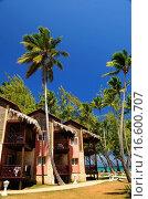 Купить «Tropical resort on ocean shore», фото № 16600707, снято 16 марта 2008 г. (c) easy Fotostock / Фотобанк Лори