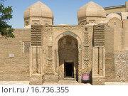 Купить «Maghoki-Attar Mosque, Bukhara, Uzbekistan, UNESCO World Heritage Site», фото № 16736355, снято 21 мая 2007 г. (c) easy Fotostock / Фотобанк Лори