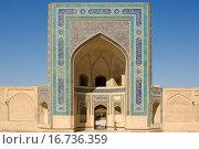Купить «Kalyan Mosque, Bukhara, Uzbekistan, UNESCO World Heritage Site», фото № 16736359, снято 21 мая 2007 г. (c) easy Fotostock / Фотобанк Лори