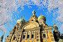 Собор Спаса на крови в Санкт-Петербурге, Россия, фото № 16918531, снято 22 октября 2017 г. (c) Зезелина Марина / Фотобанк Лори