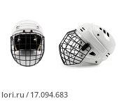 Купить «Hockey Helmet», фото № 17094683, снято 5 июня 2020 г. (c) easy Fotostock / Фотобанк Лори