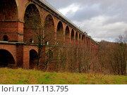 Купить «Göltzsch valley bridge», фото № 17113795, снято 8 апреля 2020 г. (c) easy Fotostock / Фотобанк Лори