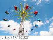 Купить «Giant Carousel», фото № 17166327, снято 19 апреля 2019 г. (c) easy Fotostock / Фотобанк Лори