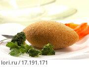 Купить «rissole meatless ball», фото № 17191171, снято 22 апреля 2019 г. (c) easy Fotostock / Фотобанк Лори