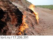 Купить «Burning ground», фото № 17206391, снято 22 июля 2019 г. (c) easy Fotostock / Фотобанк Лори