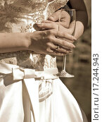 Купить «Hands of married couple», фото № 17244943, снято 25 марта 2019 г. (c) easy Fotostock / Фотобанк Лори