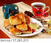 pancakes. Стоковое фото, фотограф Sergey / easy Fotostock / Фотобанк Лори