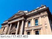 Купить «Brussels Stock Exchange», фото № 17457403, снято 23 января 2020 г. (c) easy Fotostock / Фотобанк Лори