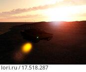 War Tank. Стоковое фото, фотограф Chris Harvey / easy Fotostock / Фотобанк Лори