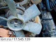 Купить «Old car parts», фото № 17545139, снято 17 августа 2018 г. (c) easy Fotostock / Фотобанк Лори