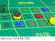 Купить «Casino chips», фото № 17610155, снято 26 марта 2019 г. (c) easy Fotostock / Фотобанк Лори