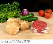 Купить «Beef Patties», фото № 17625979, снято 22 апреля 2019 г. (c) easy Fotostock / Фотобанк Лори