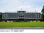 Купить «The Reuinification Palace in Ho Chi Minh City», фото № 17665967, снято 12 июля 2020 г. (c) easy Fotostock / Фотобанк Лори