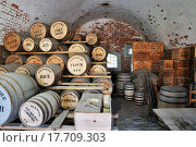 Купить «Restored Civil War Store Room», фото № 17709303, снято 10 апреля 2020 г. (c) easy Fotostock / Фотобанк Лори