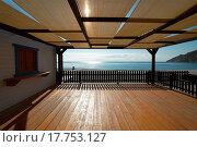 Купить «Terrace», фото № 17753127, снято 16 декабря 2019 г. (c) easy Fotostock / Фотобанк Лори