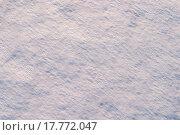 Купить «Texture of the snow. Pattern  1», фото № 17772047, снято 19 сентября 2019 г. (c) easy Fotostock / Фотобанк Лори