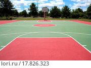 Купить «Basketball Court», фото № 17826323, снято 21 сентября 2019 г. (c) easy Fotostock / Фотобанк Лори