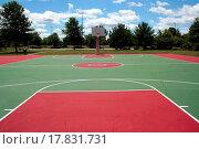 Купить «Basketball Court», фото № 17831731, снято 21 сентября 2019 г. (c) easy Fotostock / Фотобанк Лори