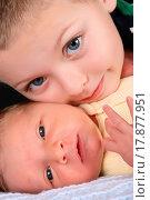 Купить «Brothers», фото № 17877951, снято 14 июля 2020 г. (c) easy Fotostock / Фотобанк Лори