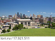 Купить «JGI-Downtown Kansas City, MO, USA», фото № 17921511, снято 2 августа 2020 г. (c) easy Fotostock / Фотобанк Лори