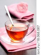 Купить «tea», фото № 18068087, снято 10 декабря 2018 г. (c) easy Fotostock / Фотобанк Лори