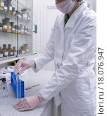 Купить «laboratory», фото № 18076947, снято 21 мая 2018 г. (c) easy Fotostock / Фотобанк Лори