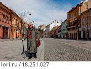 Senior woman. Стоковое фото, фотограф Radu Razvan / easy Fotostock / Фотобанк Лори