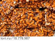 candied pecan nuts sugared mediterranean food. Стоковое фото, фотограф TONO BALAGUER / easy Fotostock / Фотобанк Лори