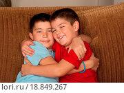 Купить «Brothers», фото № 18849267, снято 11 июля 2020 г. (c) easy Fotostock / Фотобанк Лори