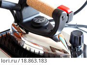 Iron. Стоковое фото, фотограф Zoonar/G Furlan / easy Fotostock / Фотобанк Лори