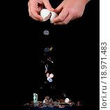Купить «Cashing out», фото № 18971483, снято 3 апреля 2020 г. (c) easy Fotostock / Фотобанк Лори