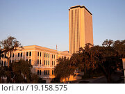State Capitol Building in Tallahassee. Стоковое фото, фотограф Zoonar/Henryk Sadura / easy Fotostock / Фотобанк Лори