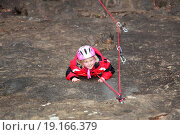 Купить «free climbing», фото № 19166379, снято 18 марта 2018 г. (c) easy Fotostock / Фотобанк Лори