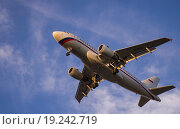 Самолет Airbus (2014 год). Редакционное фото, фотограф Александр Громов / Фотобанк Лори
