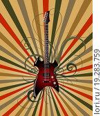 Купить «musical grunge», иллюстрация № 19283759 (c) easy Fotostock / Фотобанк Лори