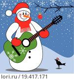 Купить «Christmas carol», фото № 19417171, снято 4 августа 2020 г. (c) easy Fotostock / Фотобанк Лори