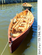 Two Boats. Стоковое фото, фотограф Zoonar/Leah Fallesen / easy Fotostock / Фотобанк Лори