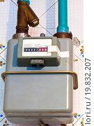 Купить «residential gas meter», фото № 19832207, снято 22 ноября 2019 г. (c) easy Fotostock / Фотобанк Лори