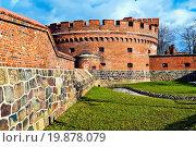 Купить «German fort Der Dohna. Kaliningrad, Russia», фото № 19878079, снято 19 февраля 2019 г. (c) easy Fotostock / Фотобанк Лори