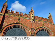 Купить «Friedland gate. Kaliningrad (Koenigsberg), Russia», фото № 19889035, снято 21 августа 2019 г. (c) easy Fotostock / Фотобанк Лори