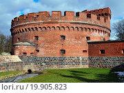 Купить «German fort Der Dohna. Kaliningrad (Koenigsberg)», фото № 19905823, снято 19 февраля 2019 г. (c) easy Fotostock / Фотобанк Лори