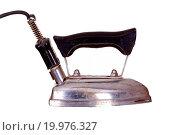 Купить «very old flat iron», фото № 19976327, снято 27 мая 2020 г. (c) easy Fotostock / Фотобанк Лори