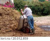 Купить «farmer», фото № 20012859, снято 16 июня 2019 г. (c) easy Fotostock / Фотобанк Лори