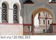 Ново-Афонский Симоно-Кананитский монастырь,  Абхазия. Стоковое фото, фотограф Ольга Коретникова / Фотобанк Лори
