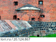 Купить «Defensive tower Dohna. Kaliningrad (Koenigsberg)», фото № 20124867, снято 24 января 2019 г. (c) easy Fotostock / Фотобанк Лори