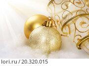 Купить «Christmas Background», фото № 20320015, снято 20 ноября 2009 г. (c) easy Fotostock / Фотобанк Лори