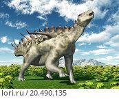 Купить «herbivore palaeontology dinosaur saurian reptiles», фото № 20490135, снято 16 октября 2019 г. (c) PantherMedia / Фотобанк Лори