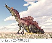 Купить «palaeontology dinosaur saurian reptiles dino», фото № 20490335, снято 16 октября 2019 г. (c) PantherMedia / Фотобанк Лори