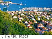 Купить «Split view from Marjan hill», фото № 20490363, снято 27 июня 2019 г. (c) PantherMedia / Фотобанк Лори