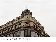 Париж, Франция (2014 год). Стоковое фото, фотограф Валентин Сорокин / Фотобанк Лори
